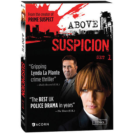 Above Suspicion: Set 1