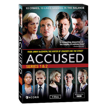 Accused: Series 1 and 2 DVD