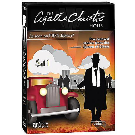 The Agatha Christie Hour: Set 1