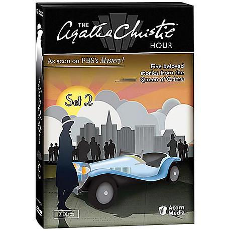 The Agatha Christie Hour: Set 2