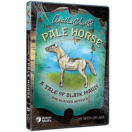 Agatha Christie: The Pale Horse DVD