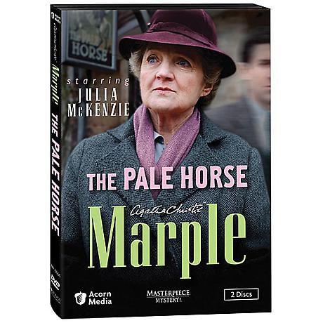Agatha Christie's Marple: The Pale Horse DVD