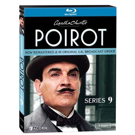 Agatha Christie's Poirot: Series 9 Blu-ray