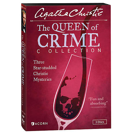 Agatha Christies Queen of Crime Collection