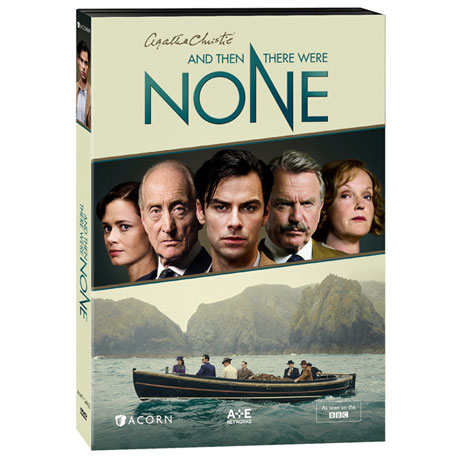 And Then There Were None DVD & Blu-ray