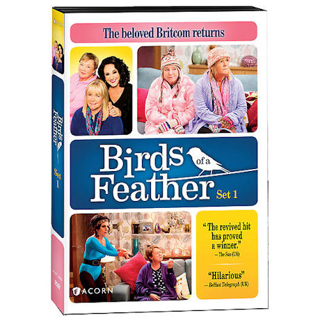 Birds of a Feather: Set 1 DVD