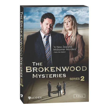 Brokenwood Mysteries: Series 2