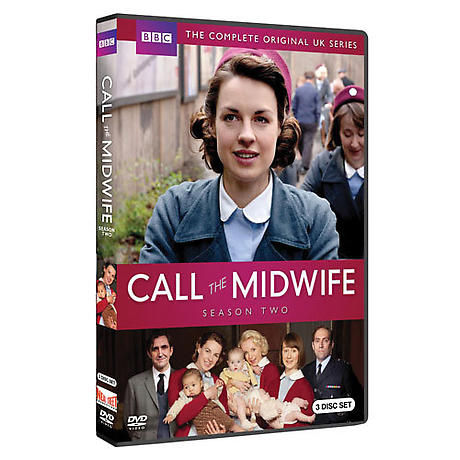Call the Midwife: Season Two DVD