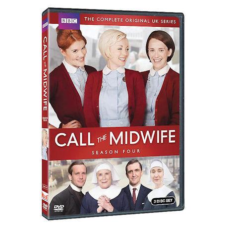 Call the Midwife: Season 4 DVD