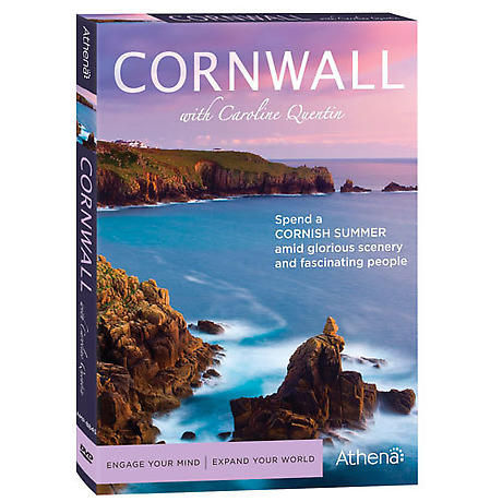 Caroline Quentin's Cornwall DVD