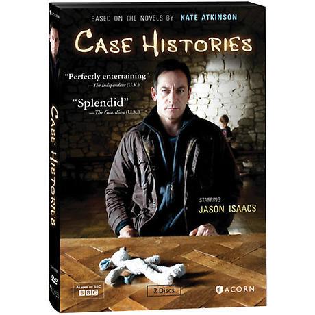 Case Histories: Series 1 DVD