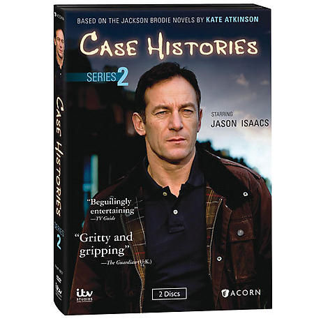 Case Histories: Series 2 DVD