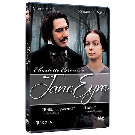 Charlotte Bronte's Jane Eyre DVD