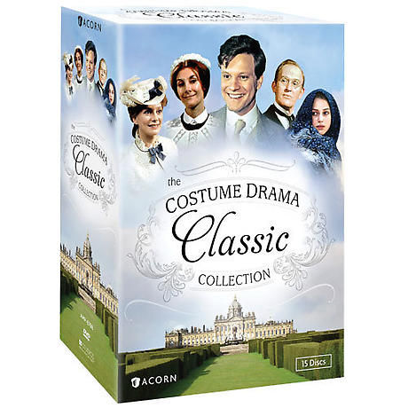 The Costume Drama: Classic Collection DVD