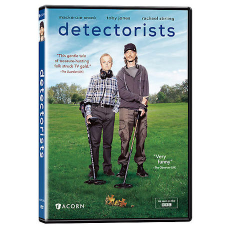 Detectorists: Series 1 DVD