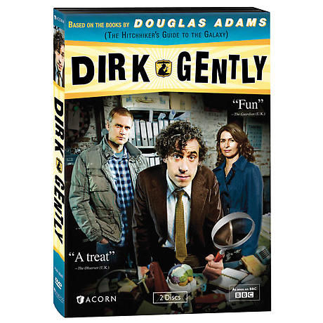 Dirk Gently: Series 1 DVD