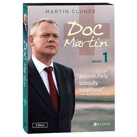 Doc Martin: Series 1  DVD