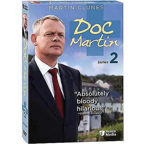 Doc Martin: Series 2 DVD