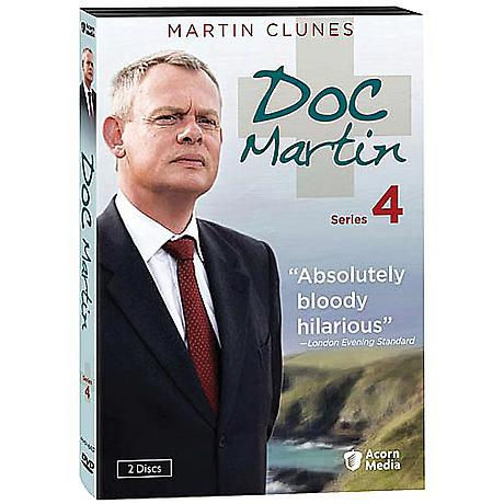 Doc Martin: Series 4 DVD