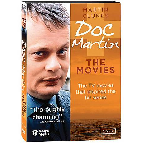 Doc Martin: The Movies DVD