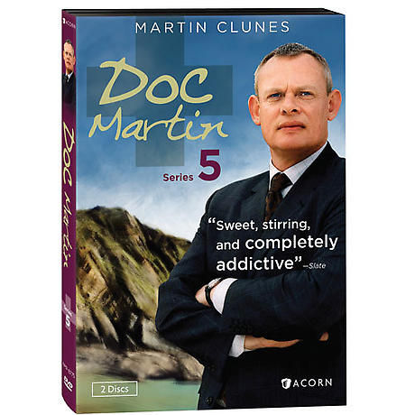 Doc Martin: Series 5 DVD
