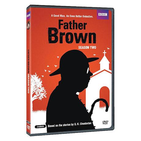 Father Brown: Season Two DVD