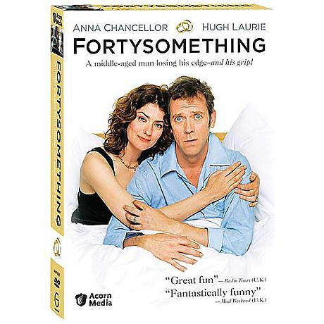 Fortysomething DVD