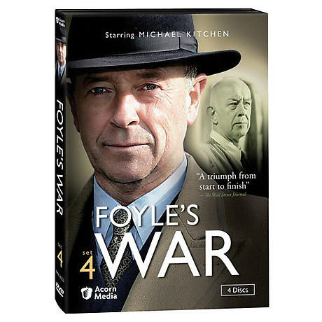 Foyle's War: Set 4 DVD