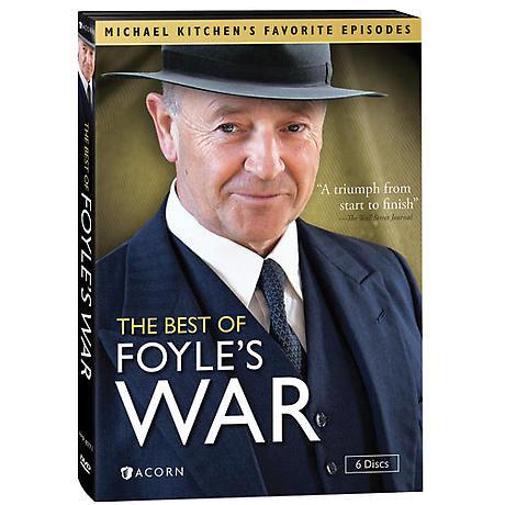 The Best of Foyle's War DVD