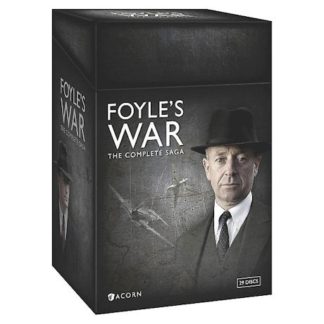 Foyle's War: The Complete Saga DVD