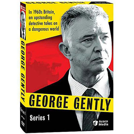 George Gently: Series 1-4 Collection DVD & Blu-ray