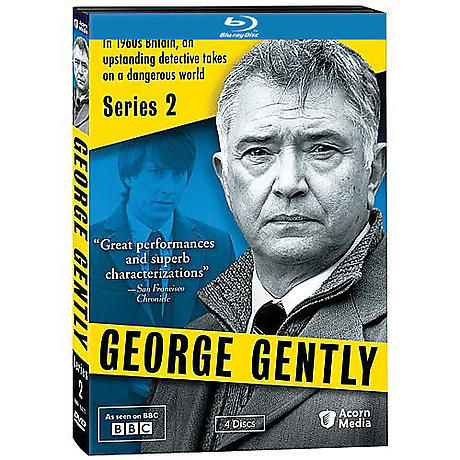 George Gently: Series 2 DVD & Blu-ray