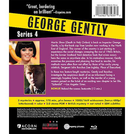 George Gently: Series 4