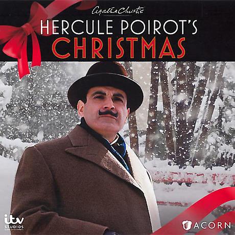 Hercule Poirot's Christmas DVD