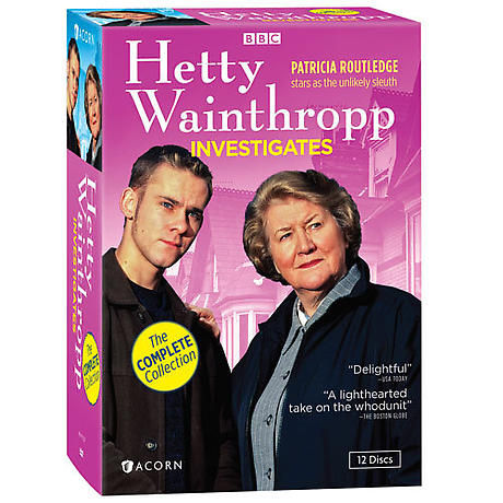 Hetty Wainthropp Investigates: Complete Collection DVD