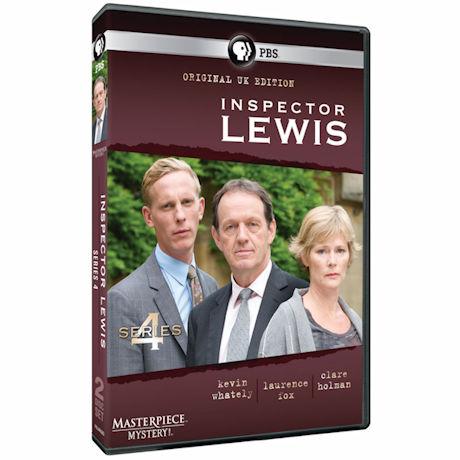 Inspector Lewis: Series 4