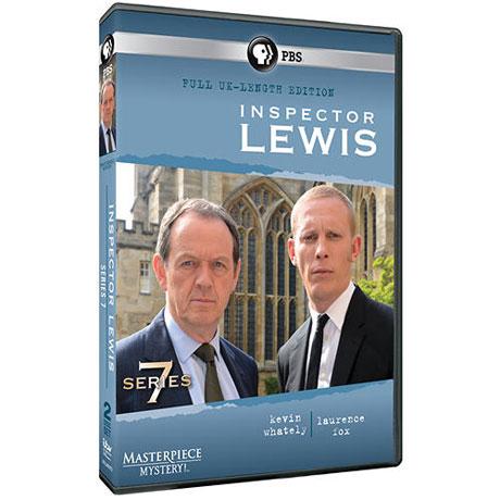 Inspector Lewis: Series 7