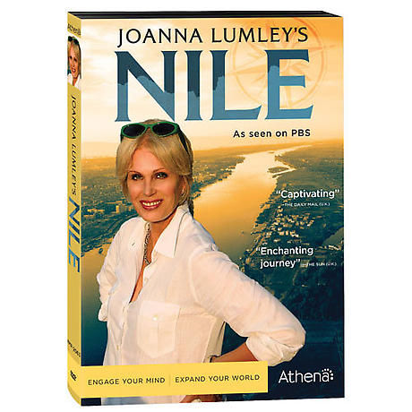 Joanna Lumley's Nile DVD
