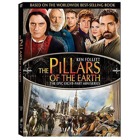 The Pillars of the Earth DVD & Blu-ray