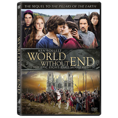 Ken Follett's World Without End  DVD & Blu-ray