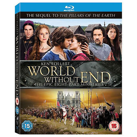 Ken Follett's World Without End  DVD & Blu-ray