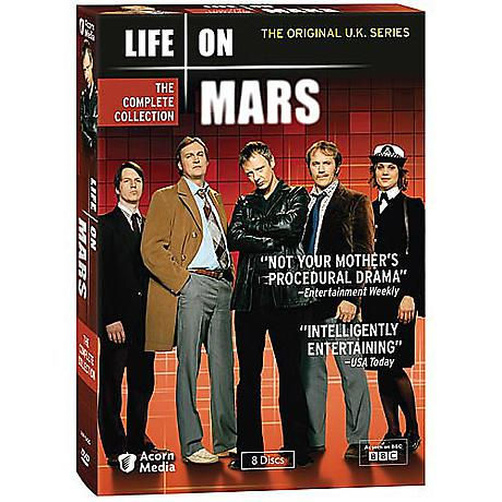 Life on Mars: The Complete Collection