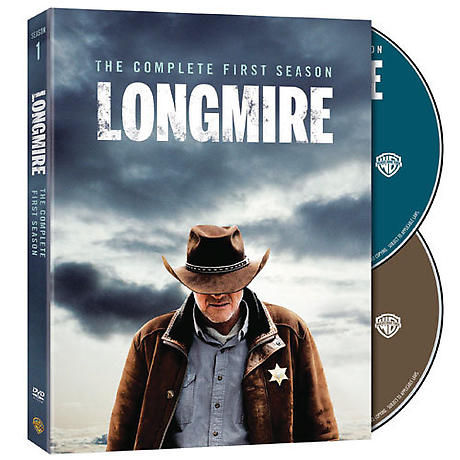 Longmire: First Season DVD