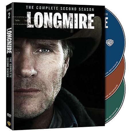 Longmire: Second Season DVD