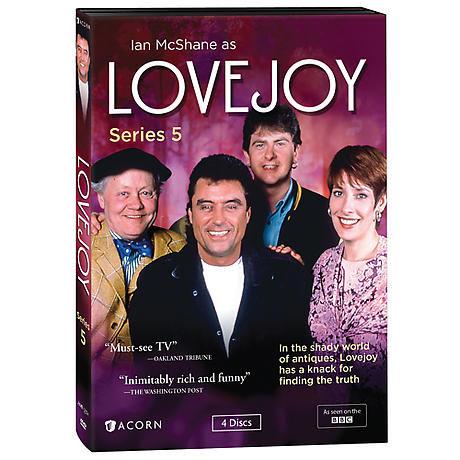 Lovejoy: Series 5 DVD