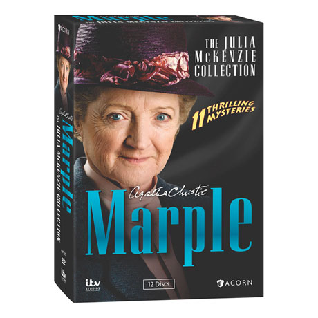 Agatha Christie's Marple: The Julia McKenzie Collection DVD