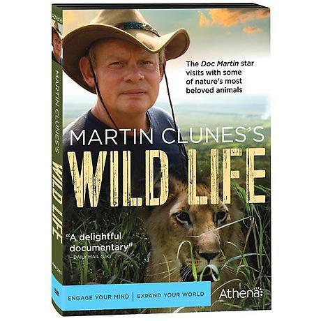 Martin Clunes Wild Life