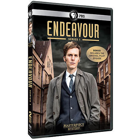 Endeavour: Pilot & Series 1 DVD