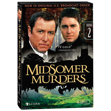 Midsomer Murders: Series 2 DVD