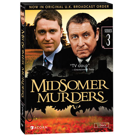 Midsomer Murders: Series 3 DVD